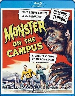 MONSTER ON THE CAMPUS New Sealed Blu-ray 1958