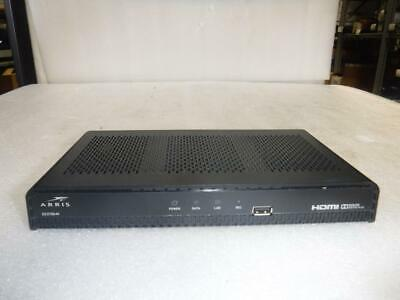 ARRIS SET TOP Box Model DCX525e MPEG-2 & MPEG-4 HD 1080i