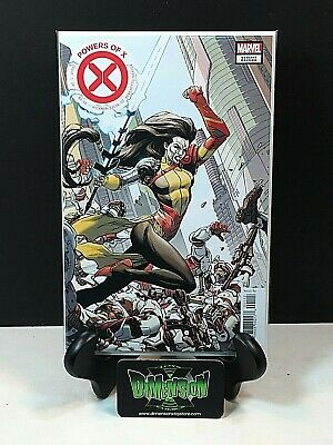 POWERS OF X  #1 VARIANT NEW CHARACTER WEAVER COVER  MARVEL COMIC 1st Print NM
