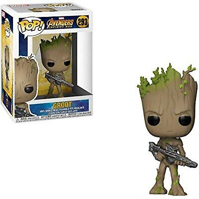 Funko POP Marvel Avengers Infinity War Groot Vinyl Collectible Figure Item #293