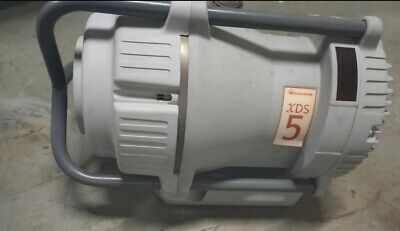 EDWARDS XDS5  Scroll vacuum pump Refurbished  with 3 months warranty