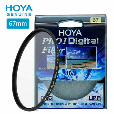 Hoya 67mm PRO1D DMC UV(0) Camera Lens Protector Multicoated filter For DSLR New