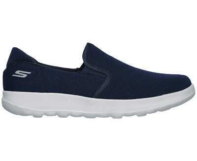Skechers Men's On The Go Adapt Ultra Slip-On Shoes - Navy