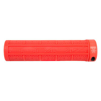 GP062RD RED Classic bicycle grips cruiser vintage lowrider Balloon Rubber Ergo