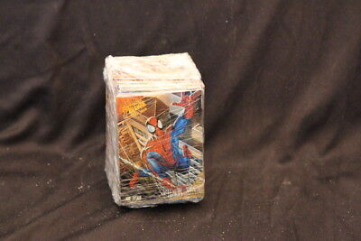 Spider-man trading cards (1990's)