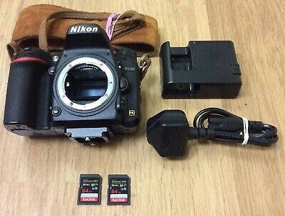 Nikon  DSLR Camera Body Only, 18,700 Shutter Count, With Battery And Bag, Bundle