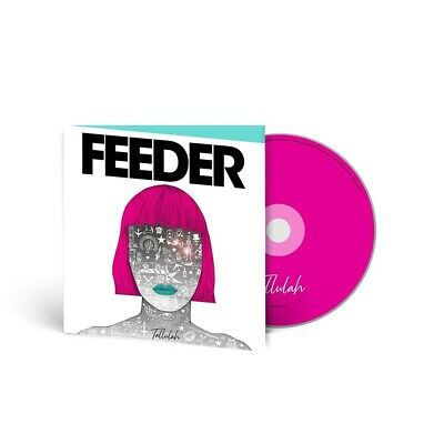 Feeder Tallulah Deluxe Edition CD New 2019