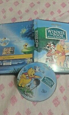 Walt Disney Winnie The Pooh Alla Ricerca Di Cristopher Robin Dvd No Toy Story