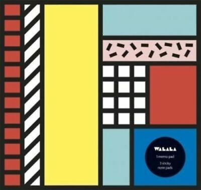 WALALA 15 ORGANISER SMALL (1 Memo Pad 3 Sticky Note Pads)