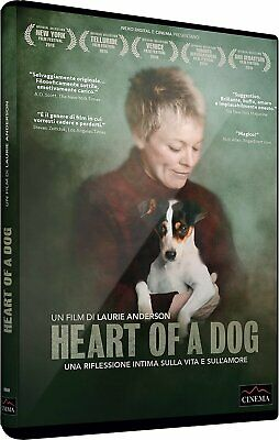 Dvd Heart Of A Dog 365324