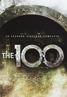 Dvd 100 (The) - Stagione 02 (4 Dvd) 361096
