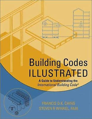 Building Codes Illustrated : A Guide to Understanding the...  (ExLib)
