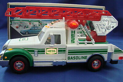 Hess Toy Rescue Ladder Truck 1994 MIB