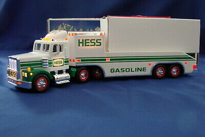 Hess Toy Truck and Helicopter 1995 NIB
