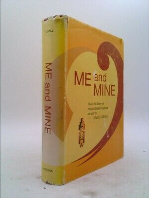 ME AND MINE the Life Story of Helen Sekaquaptewa by UDALL, LOUISE