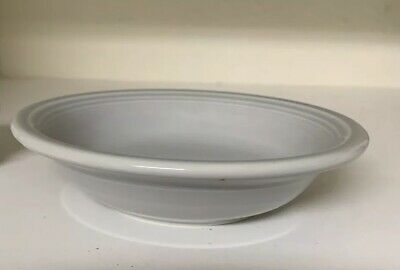 Fiesta FRUIT BOWL -6 oz - New never used- 1st - Retired Color - Pearl GRAY