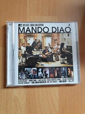 Mando Diao MTV Unplugged Above And Beyond 2 CDs