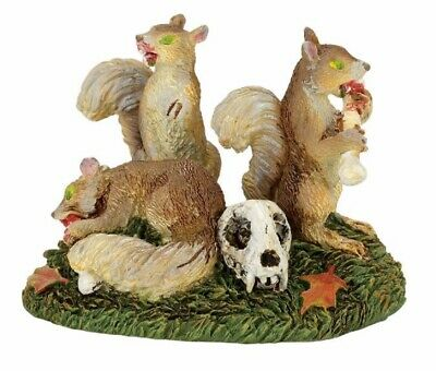 Department 56 Halloween Village Creepy Creatures Scary Squirrel Figurine 4057621