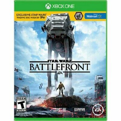 EA Star Wars Battlefront (Xbox One) with Exclusive Trading Disc - Video Game