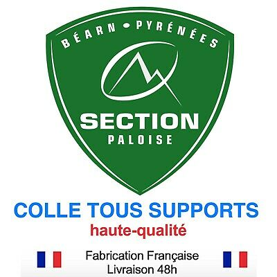 Stickers autocollant SECTION PALOISE RUGBY, plusieurs tailles, super prix