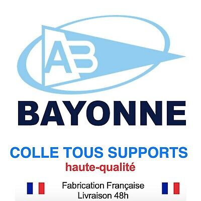 Stickers autocollant BAYONNE RUGBY, plusieurs tailles, super prix
