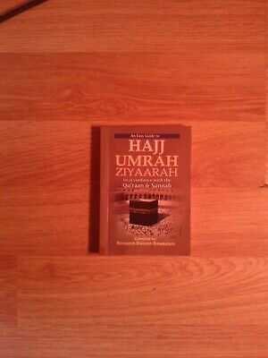 An easy guide to Hajj and Umrah Ziyaarah. In accordance with the Qu'raan & sunna