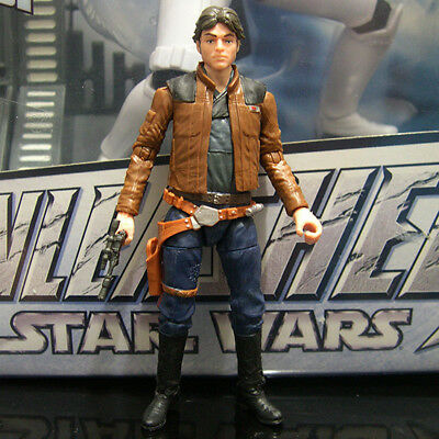 "STAR WARS the vintage collection HAN SOLO 3.75"" solo story VC124"