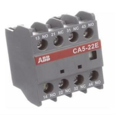ABB Auxiliary Contact CA5-22E (Pack of 2)