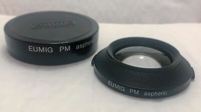 Eumig PM aspheric Lens Attachment