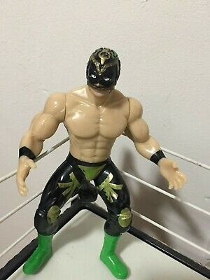 TINIEBLAS Wrestler 7in Action Figure Mexican Toys LUCHA LIBRE MEXICANA