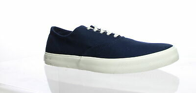 Sperry Top Sider Mens Captains Cvo Navy Fashion Sneaker Size 10