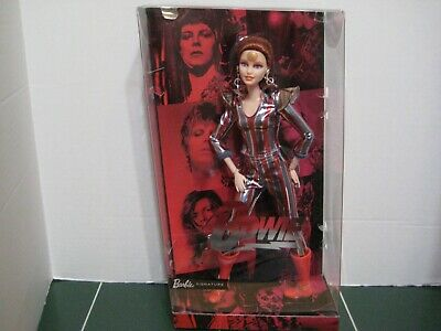 Barbie Ziggy Stardust David Bowie Barbie Doll Signature Collection Limited