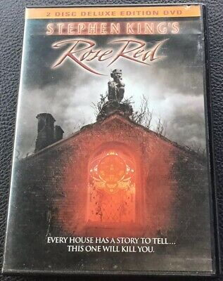 Stephen King's Rose Red DVD 2-Disc Set Rare / OOP