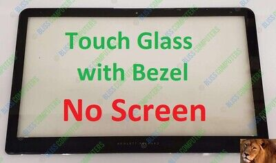 Touch Screen Glass Digitizer Panel + Bezel For HP Envy X360 15-W056CA 15-W154NR