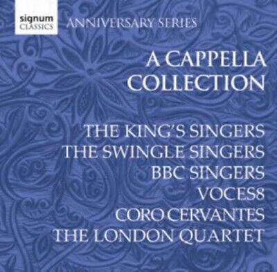Signum Anniversary Series - A Cappella Collection