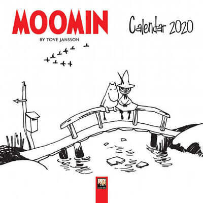 Moomin - Mini Wall Calendar 2020