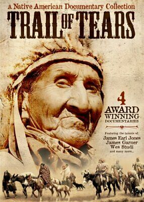 TRAIL OF TEARS New Sealed 2 DVD Native Americans