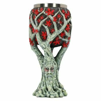 Game of Thrones Weirwood Tree Wine Glass Goblet