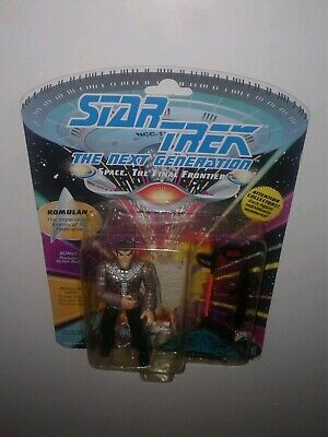 Playmates Star Trek The Next Generation Romulan 1992 Figure