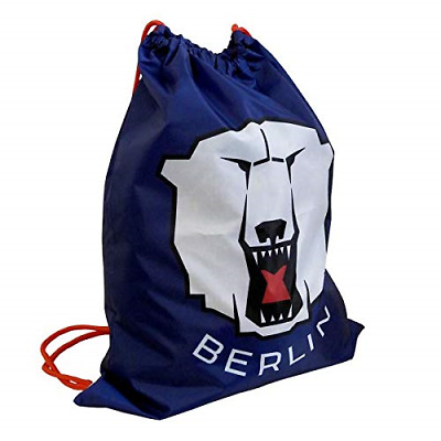 Eisbären Berlin - Gym Bag with Polar Bear Warrior Logo