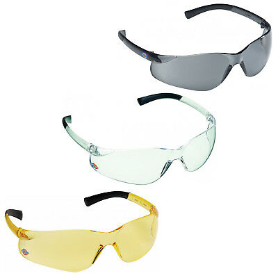 Dickies Lightweight Safety Glasses Mens Womens Protective Spectacles SP1010