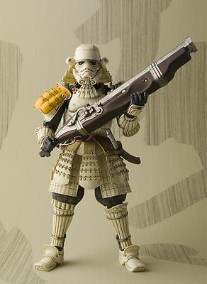New Star Wars Ashigaru Stormtrooper Movie Realization PVC Action Figure Toy Gift