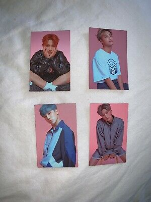 Ateez Treasure Ep3 Wave Illusion Official Photocards