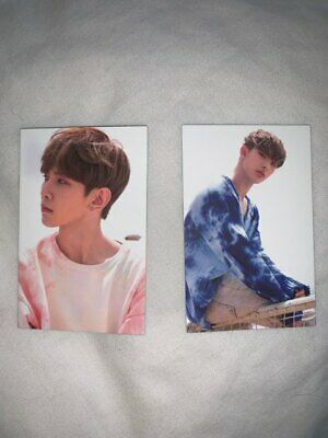 ATEEZ Treasure EP.3 : One To All Wave Official Photocard YEOSANG/MINGI