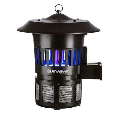 DynaTrap Optional Wall Mount Flying Biting & Mosquito Insect Trap 1/2 Acre Cover