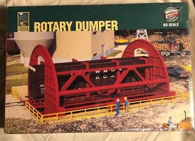 WALTHERS 933-3145 HO Scale Rotary Dumper Building Kit - $35 69