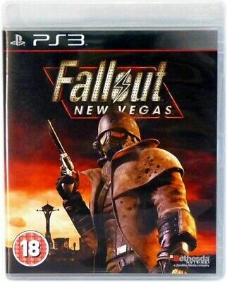 PS3 GAME FALLOUT NEW VEGAS PLAYSTATION 3 - £2 35 | PicClick UK