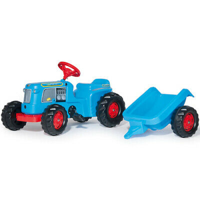 Rolly Toys 620012 RollyKiddy Classic met Aanhanger