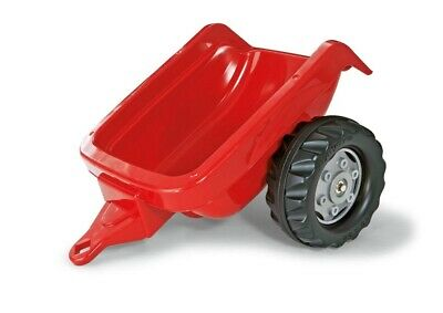 Rolly Toys 121717 RollyKid Trailer Aanhanger Rood
