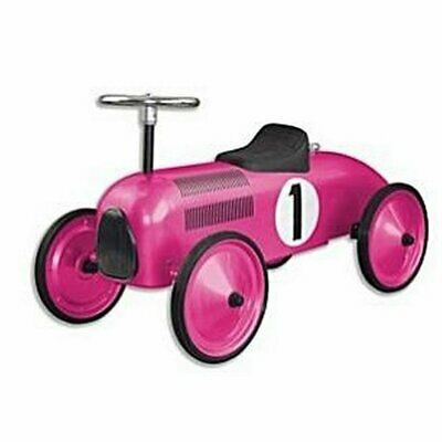 Simply for Kids Spitfire Loopauto Roze